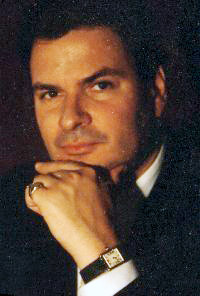 Kim Weiss: Founder / Owner of TheInternationalMan.com. Photo taken on April 2, 1991 by Kim Weiss' late wife Royal Court Photographer Princess Anne-Lise of Schaumburg-Lippe (1946-1994).