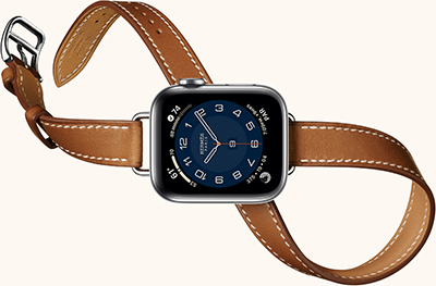 Apple Watch Hermès.