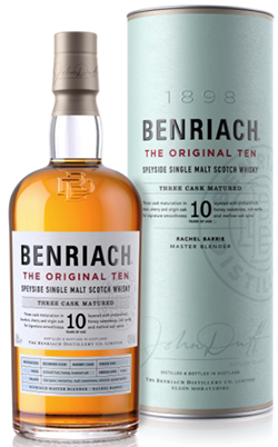 BenRiach The Original Ten.