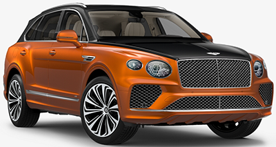 Bentley New Bentayga (2021).