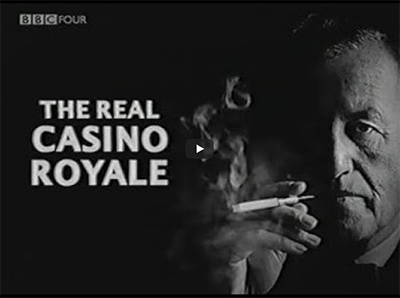 The Real Casino Royale - James Bond documentary. YouTube 57:31.