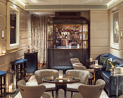 Champagne Room at The Connaught, Carlos Place, Mayfair, London W1K 2AL, U.K.