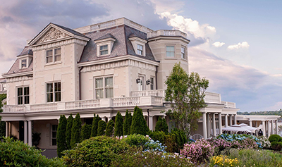 The Chanler at Cliff Walk, 117 Memorial Blvd., Newport, RI 02840.