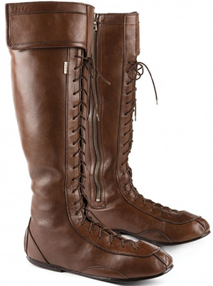 Chapal women's Pilot boots leather brown: €1,200.