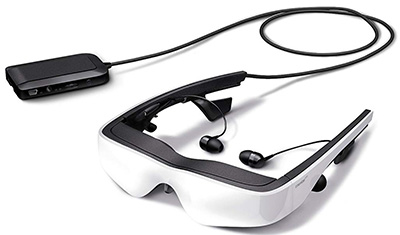 Carl Zeiss Cinemizer 1909-127 OLED Multimedia Video Glasses: US$789.
