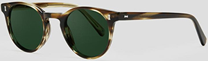 Cubitts Herbrand sunglasses: £125.