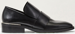 Essen The Luxe Loafer - Black: €249..