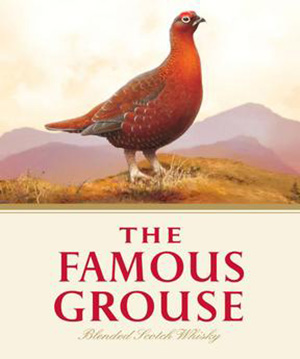 The Famous Grouse.