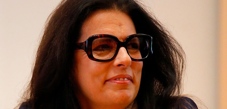 Françoise Bettencourt Meyers - the richest woman in the world, and the ninth richest person in the world: US$56.7 billion (as of July 6, 2019. Bloomberg Billionaires).