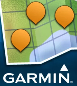 Garmin free mobile app tracker.