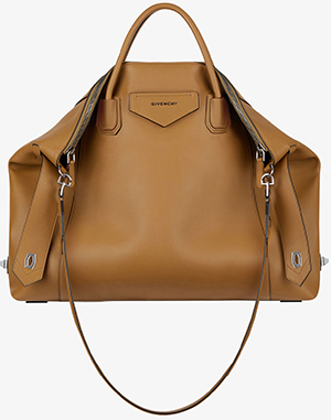 Givenchy women's large Antigona soft bag in smooth leather: US$2,650.