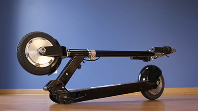 Glion Model 100:  The Ultimate Commuter Electric Scooter.