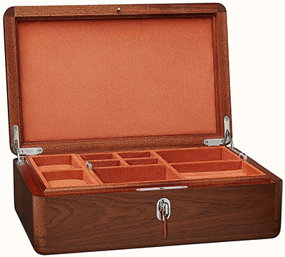 Hermès Mosaique watch box: US$8,000.