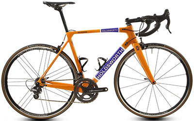Holdsworth Super Professional Campagnolo Chorus Carbon Road Bike.