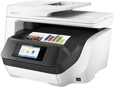 HP OfficeJet Pro 8720 All-in-One Printer.