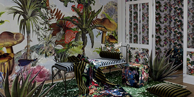 Christian Lacroix wallpapers.