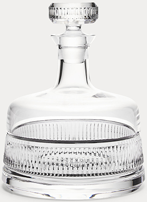 Ralph Lauren Broughton Vodka Decanter.