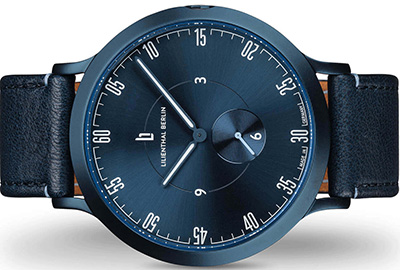 Lilienthal Berlin The L1 'All Blue': €239.