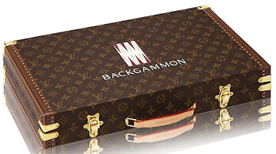 Louis Vuitton Boite Jeu de Backgammon: US$14,900.