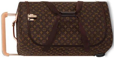 Louis Vuitton Horizon Soft 65 Duffle: US$3,100.