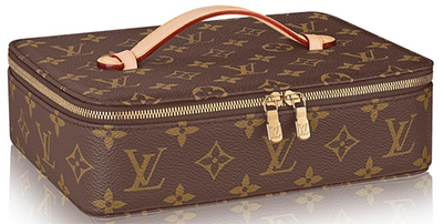 Louis Vuitton Nice Jewelry Case: US$1,510.