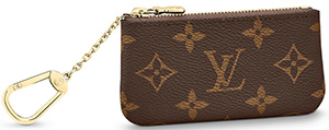 Louis Vuitton Key Pouch: US$205.
