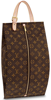 Louis Vuitton Shoe Pouch (M43892).