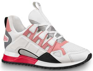 Louis Vuitton women's Run Away sneakers: US$995.