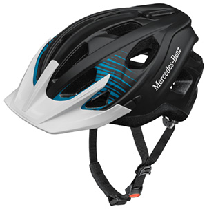 Mercedes-Benz Collection Cycle helmet: £131.40.
