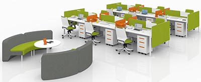 Monarch Ergo workspace.