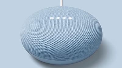 Google Nest Mini: US$49.