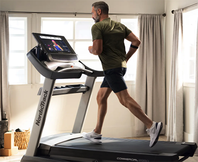 NordicTrack New 2021 Commercial 2950 Treadmill: US$2,999.