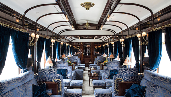 Click on the photo to check out TOP 60 GREATEST TRAIN TRAVEL JOURNEYS, high-end lines & scenic routes.