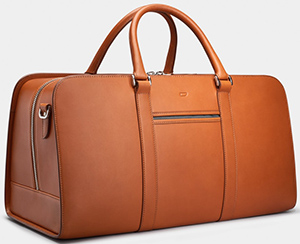 Carl Friedrik Palissy weekend bag.