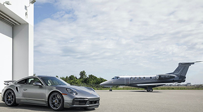For $11 Million, You Get A Jet/Car Duet That You'll Never Forget.