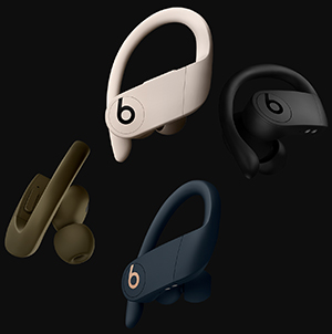 Beats by Dre Powerbeats Pro: US$249.95.