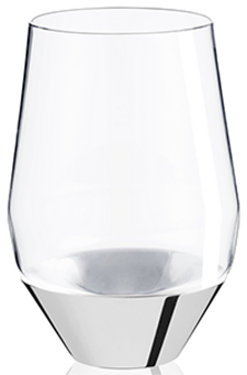 Puiforcat Orfèvre-Sommelier Red Wine Glass.