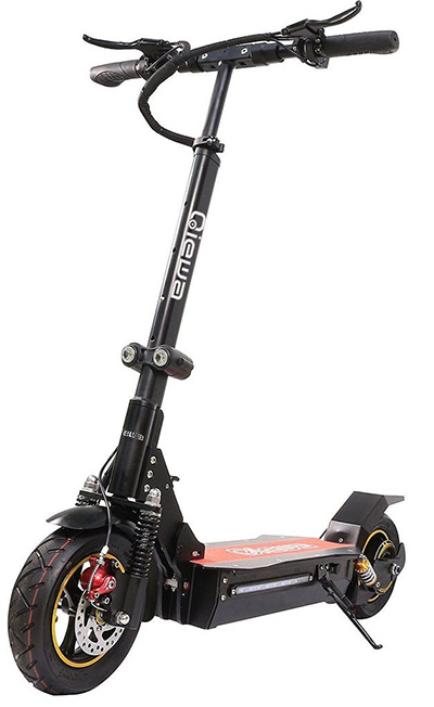 Qiewa Q1 Hummer Scooter: US$1,379.