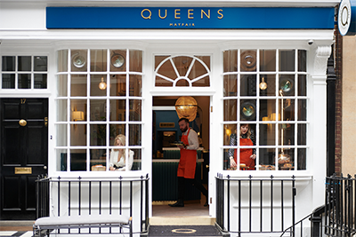 Queens of Mayfair, 17 Queen St, Mayfair, London W1J 5PH, England, U.K.