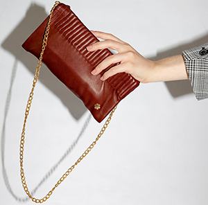 Rhanders Cecilia Secret Clutch: US$300.