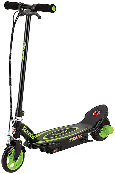 Razor Power Core E90 Electric Scooter: US$139.99.