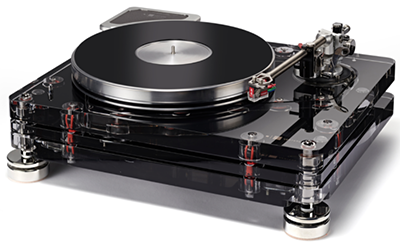 Vertere RG-1 Reference Groove Record Player: US$27,995.