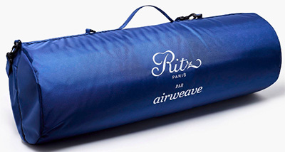 Ritz Paris par Airweave top-mattress: €1,510.