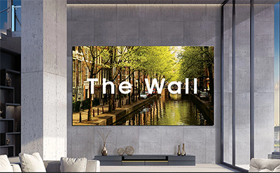 Samsung's The Wall.