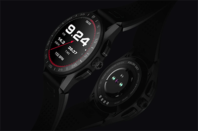 TAG Heuer Connected smartwatch: US$1,800