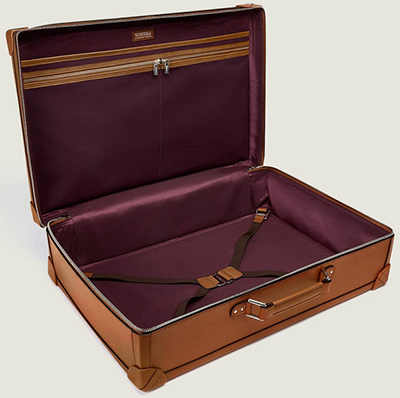 Tanner Krolle Soft Trunk 55 Cabin suitcase: £4,000.