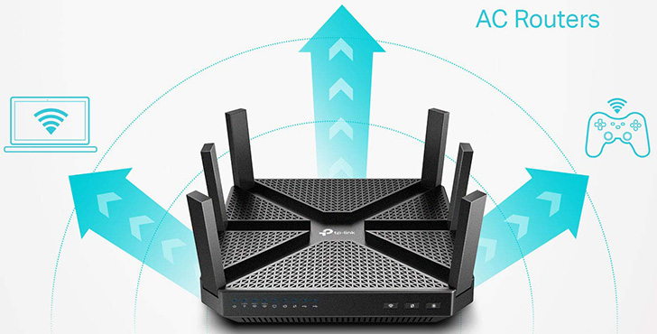 TP-Link AC4000 Smart WiFi Router: US$189.99.