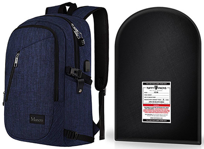 Tuffy Packs Travel Pack (Blue): US$179.