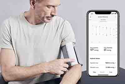 Withings BPM Connect - Wi-Fi Smart Blood Pressure Monitor.