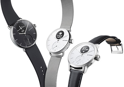 Withings ScanWatches.